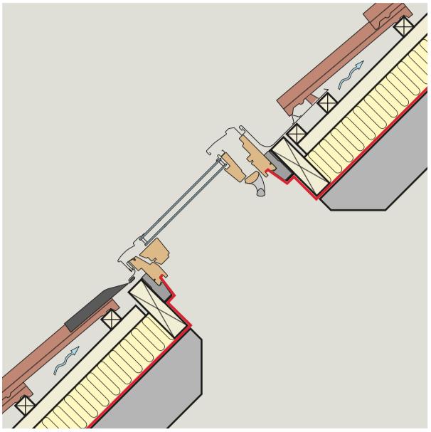 isolamento tetto in legno - Bagno con Velux e tetto in legno, cosa controllare per evitare problemi e difetti 4