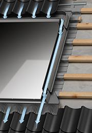 isolamento tetto in legno - Bagno con Velux e tetto in legno, cosa controllare per evitare problemi e difetti 6