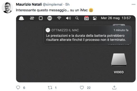 Tips per lavorare on-line - iMac 24 base, ho una critica diversa 24