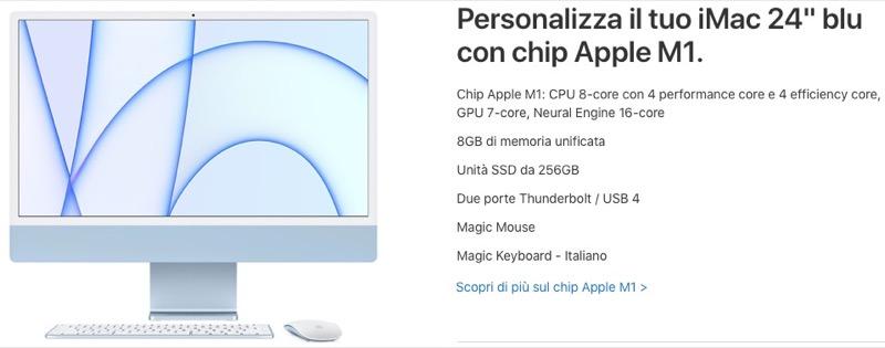 Tips per lavorare on-line - iMac 24 base, ho una critica diversa 1