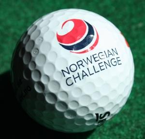 Norwegian Challenge gevinstball web