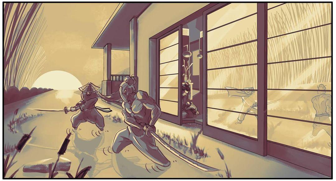 Lee más sobre el artículo Dos samuráis