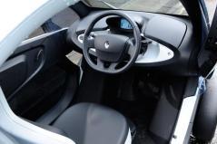 Carros eléctricos en Colombia: Renault Twizy