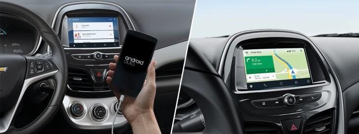 Chevrolet ahora soporta Android Auto