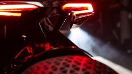BMW- Moto futurista