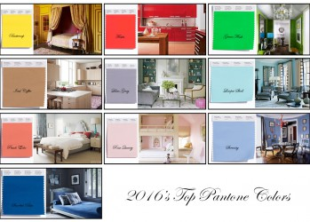 How to Decorate With Pantone's Top Colors for Spring all Year Long