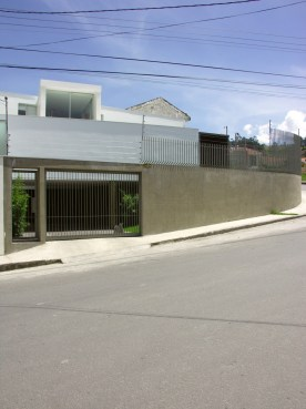 Casa CD vista sur