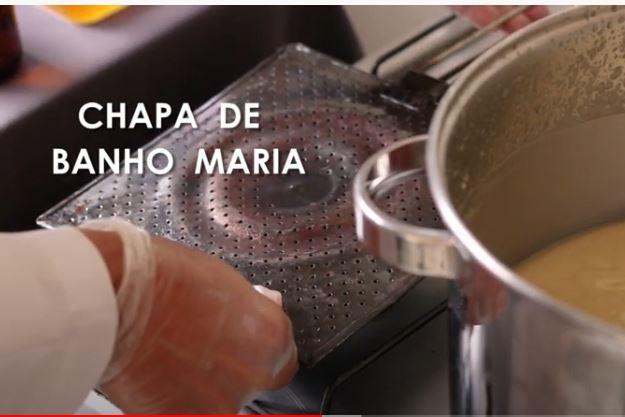 CHAPA DE BANHO MARIA
