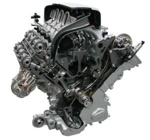 Fases en un motor de 4 tiempos (ciclo Otto)