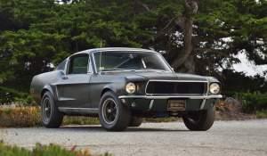 1968 Ford Mustang GT «Bullitt» vendido por 3.740.000 $