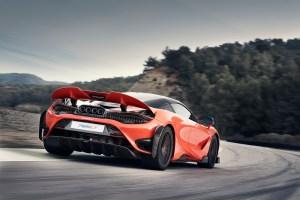 McLaren 765 LT 2020