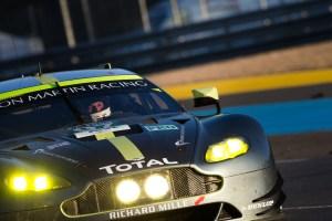 V8 Vantage – Objetivo 24h de Le Mans
