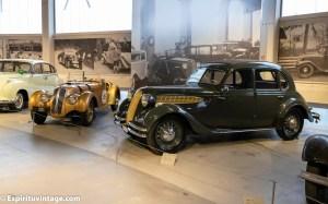 Exposición BMW en Pantheon Basel