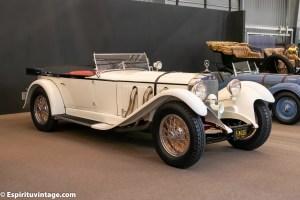 1927-1928 Mercedes-Benz 680S 26/120/180