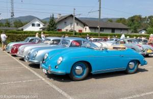 Porsche 356 Pre-A 1950-1955