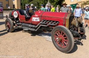 Locomobile M 48 Speed Car 1916