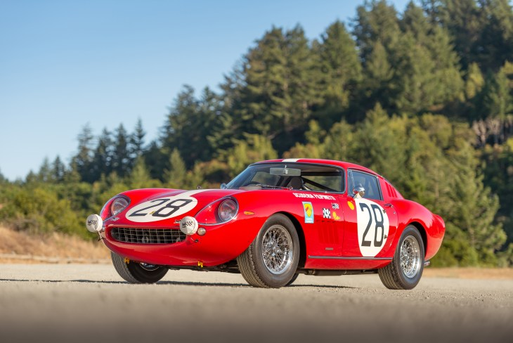 1966 Ferrari 275 GTB Competizione por Scaglietti