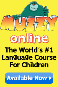 Muzzy online The World's #1 Language Course For Children