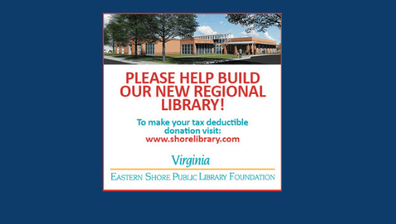 Please help build our new Regional Library
