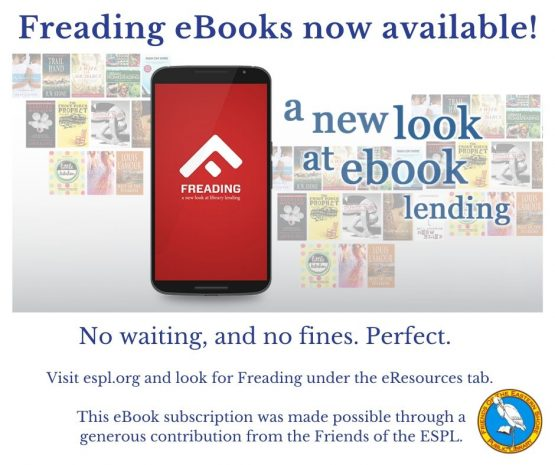 Freading eBooks
