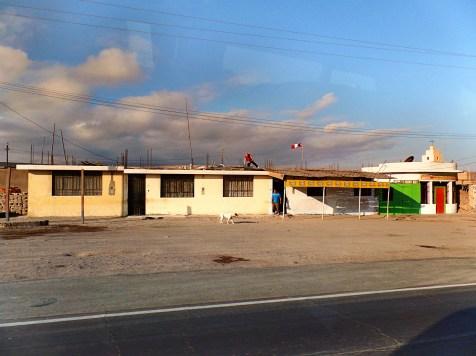 Case in costruzione, Perù