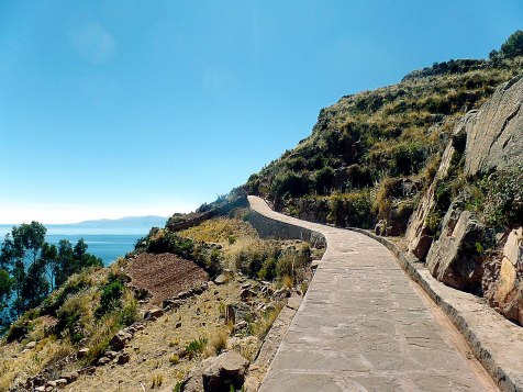 Taquile, Lago Titicaca, Perù