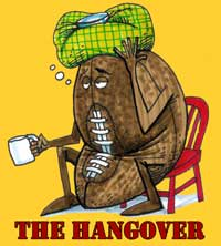 Image result for FOOTBALL HANGOVER