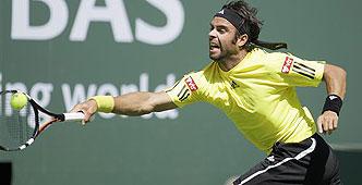 Gonzales no pudo contra Federer