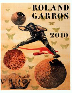 Todos Los Afiches De Roland Garros Tenis ESPN Deportes