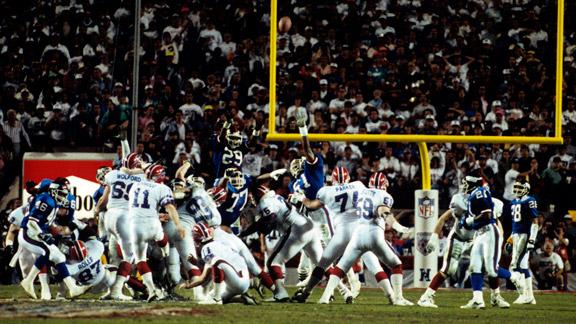 Super Bowl XXV: Final de antología