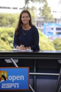 Mary Joe Fernandez - Australian Open - January 21, 2012