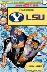 BYU vs LSU on Sept. 2, 2017