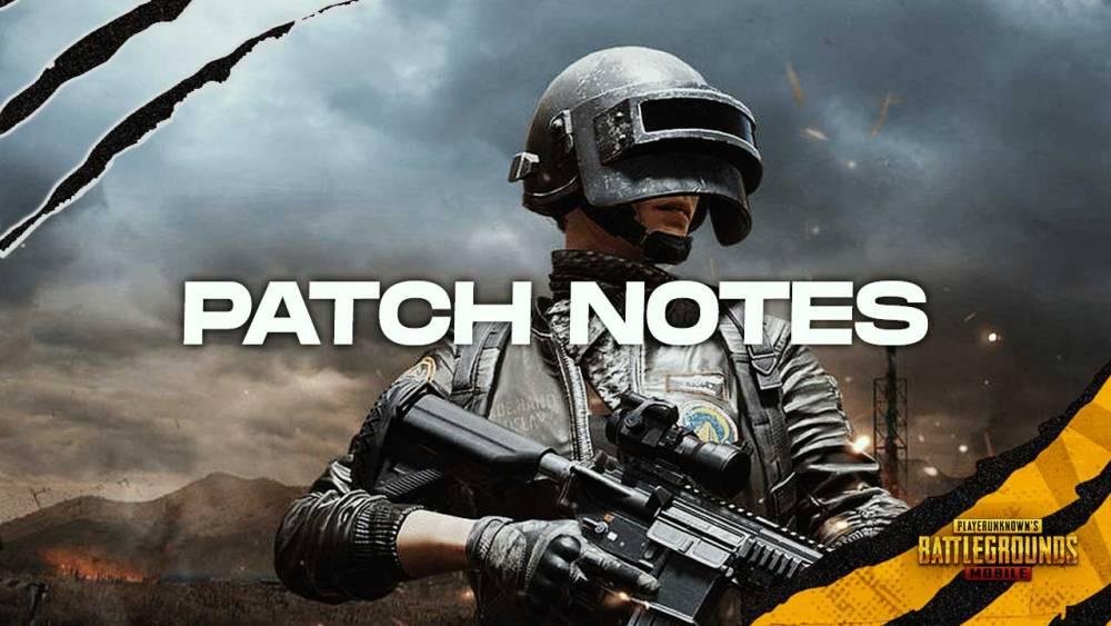 pubg mobile season 14 patch notes