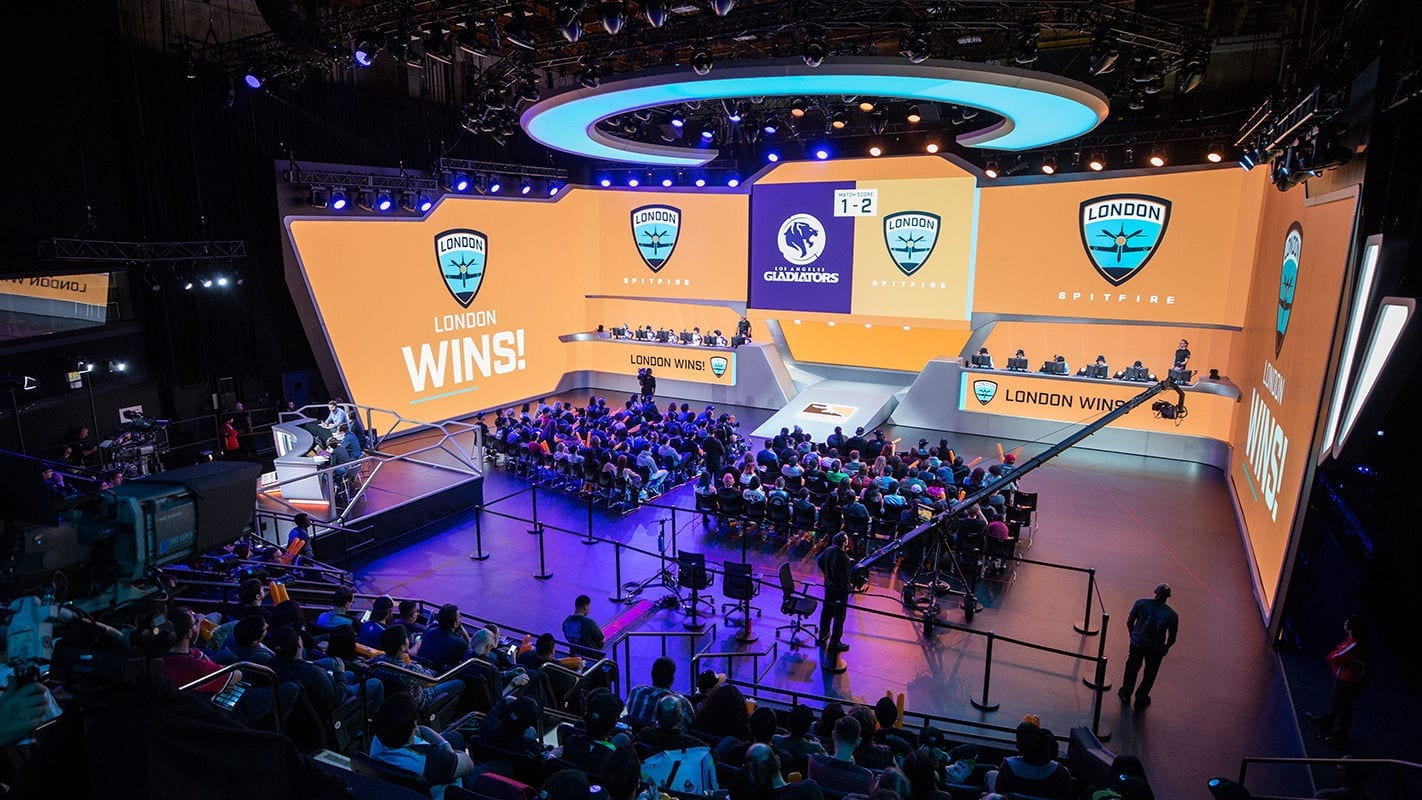 Overwatch League Records 10 Million Viewers In Opening Week