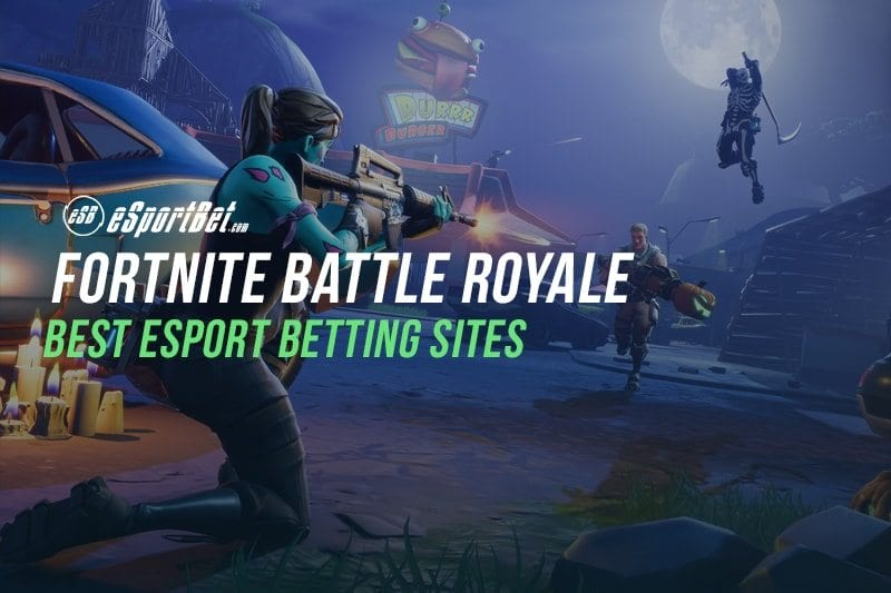 Will Fortnite Battle Royale Become A Proper Esport In 2018