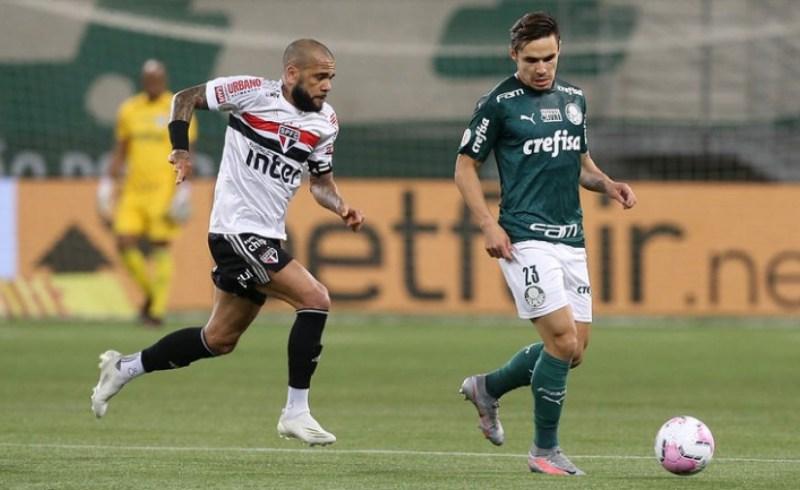 Palmeiras e São Paulo fazem hoje a primeira partida da final do Campeonato Paulista