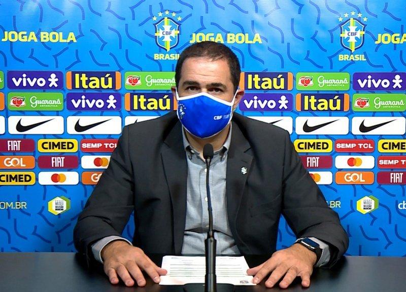 André Jardine convoca Seleção Olímpica com Gerson e Pedro, do Flamengo, para a próxima Data Fifa