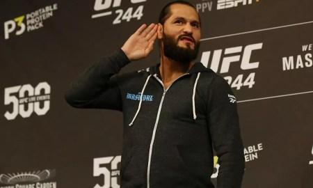 Jorge Masvidal vem de três vitórias consecutivas no UFC (Créditos: Divulgação/UFC)