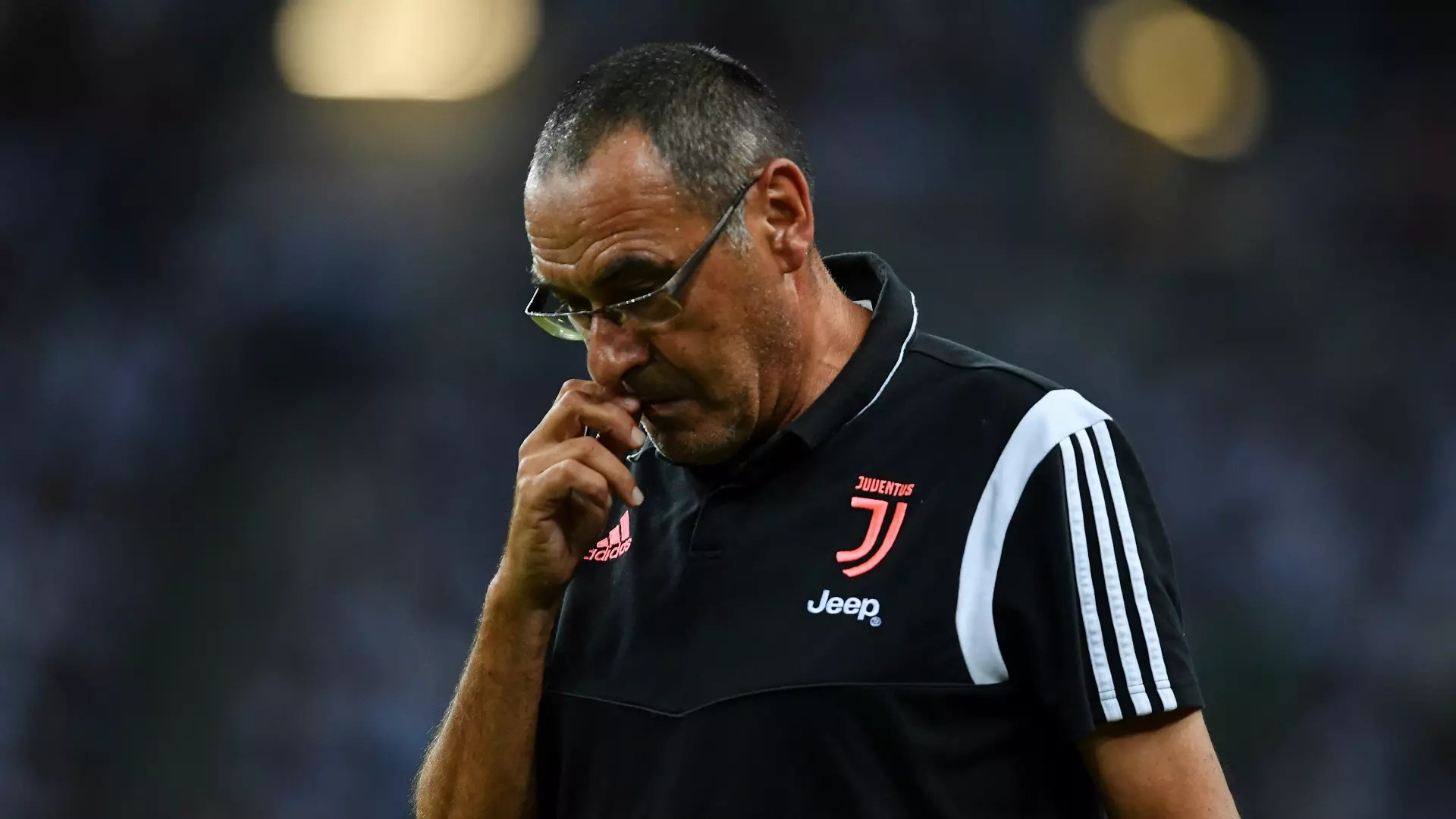 Após eliminação na Champions, Juventus demite Maurizio Sarri