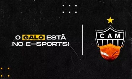 Atlético-MG anunciou o E-Galo (Divulgação/E-Galo)
