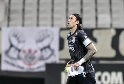 Cássio Corinthians