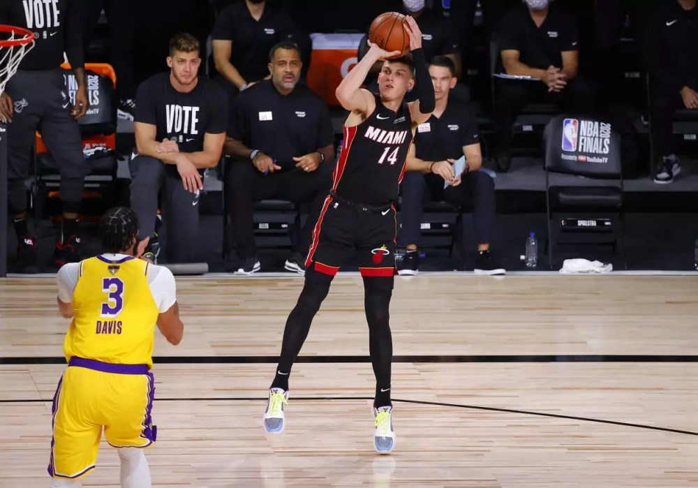 Lakers x Heat