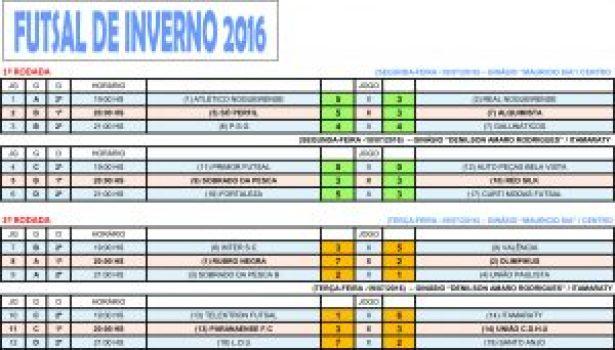 Tabela Futsal 2016_Rodada1e2