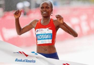 Depois de 17 anos, recorde feminino da maratona é quebrado