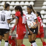 Corinthians vence outra vez, mantém 100% e vai ao mata mata da Libertadores Feminina
