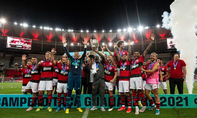 Flamengo campeão da Taça Guanabara 2021