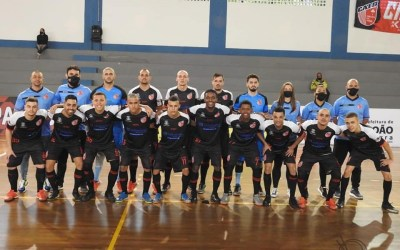 Futsal do CATS venceu Jacareí na Liga Paulista