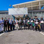 Kung-fu de Taboão da Serra é destaque no I Campeonato Aberto Paulista Online