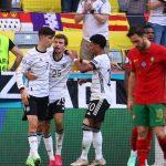 Jogaço!! Em virada espetacular, Alemanha vence Portugal por 4 a 2