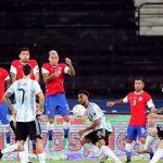 Argentina e Chile ficam no empate na Copa América
